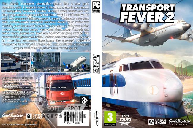 Transport Fever 2 Cover