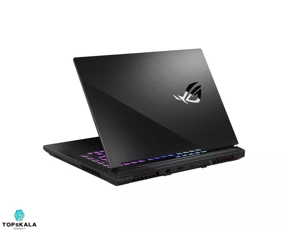 لپ تاپ آکبند ایسوس مدل ASUS ROG STRIX G15 G512LV-UH76 - پردازنده Intel Core I7 10870H با گرافیک NVIDIA RTX 2060