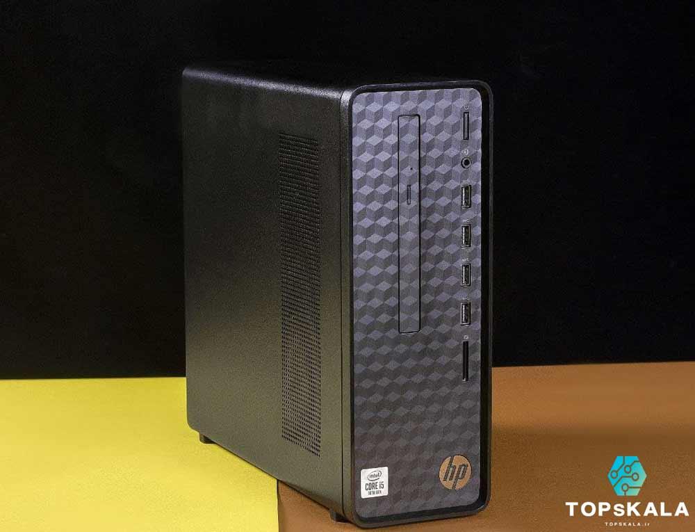 کامپیوتر آکبند اچ پی مدل HP Slim Desktop SO1-pF0