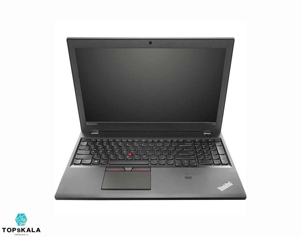 لپ تاپ استوک لنوو مدل LENOVO ThinkPad T550 Touch - پردازنده Intel Core i5 5200U با گرافیک intel HD 5500