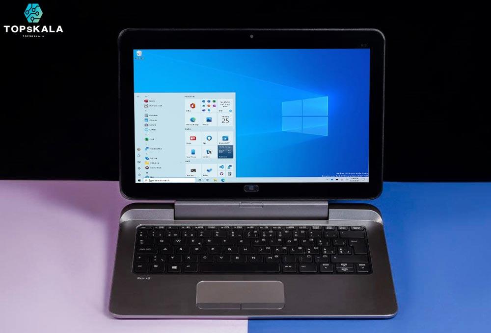 لپ تاپ استوک اچ پی مدل HP Pro X2 612 G1 Tablet - پردازنده Intel Core i5 4202Y با گرافیک intel HD 5500