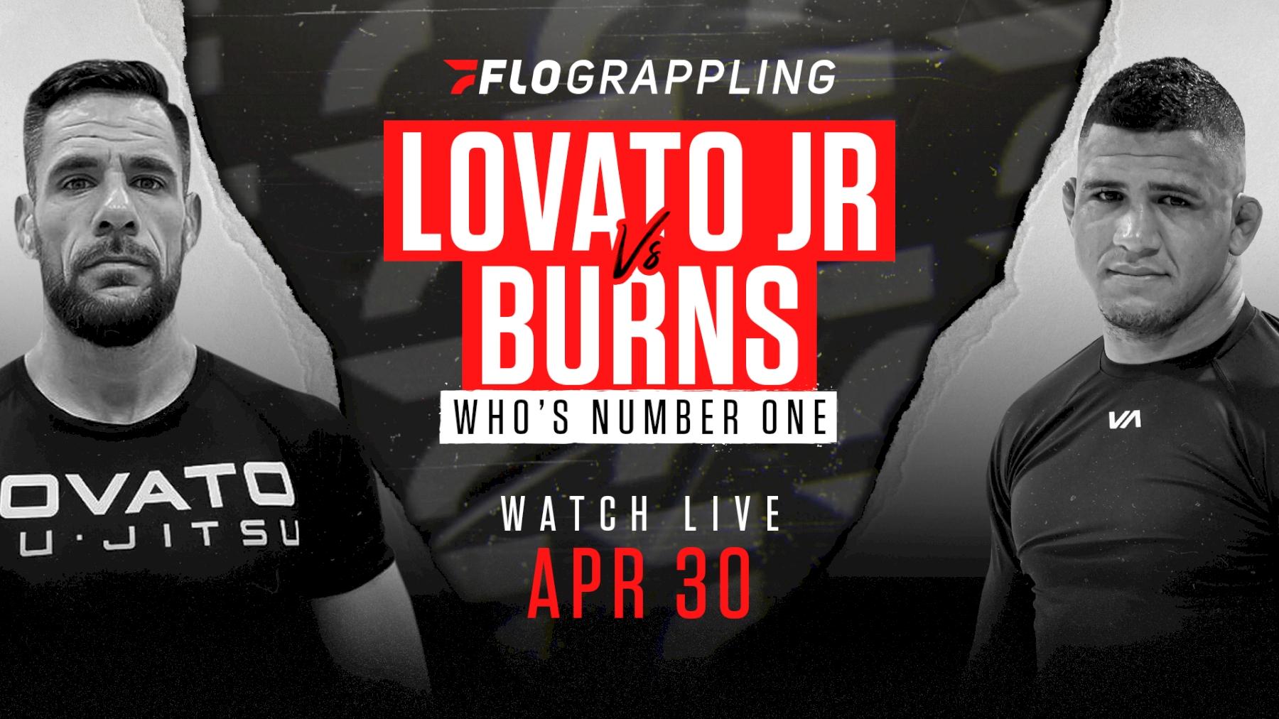مسابقات گراپلینگ: WNO Rafael Lovato Jr. vs Gilbert Burns