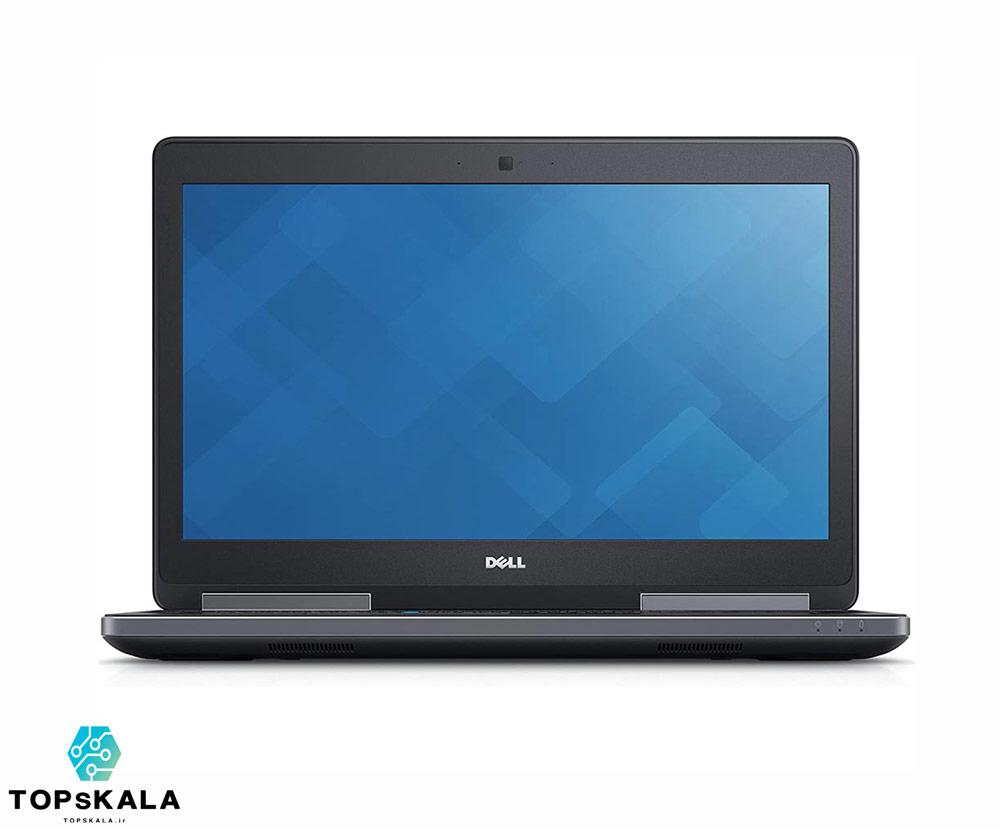 لپ تاپ استوک دل مدل Dell Precision 7510 - پردازنده Intel Core i7 با گرافیک NVIDIA QUADRO