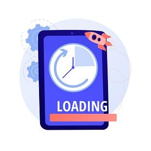سرعت بارگذاری در حالت موبایل در بهینه سازی سایت اهمیت بالایی دارد