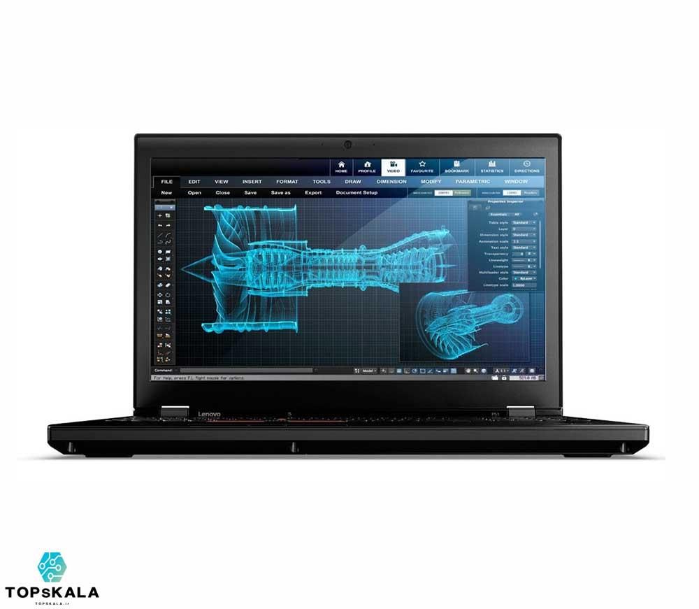 لپ تاپ استوک لنوو مدل LENOVO P51 WorkStation