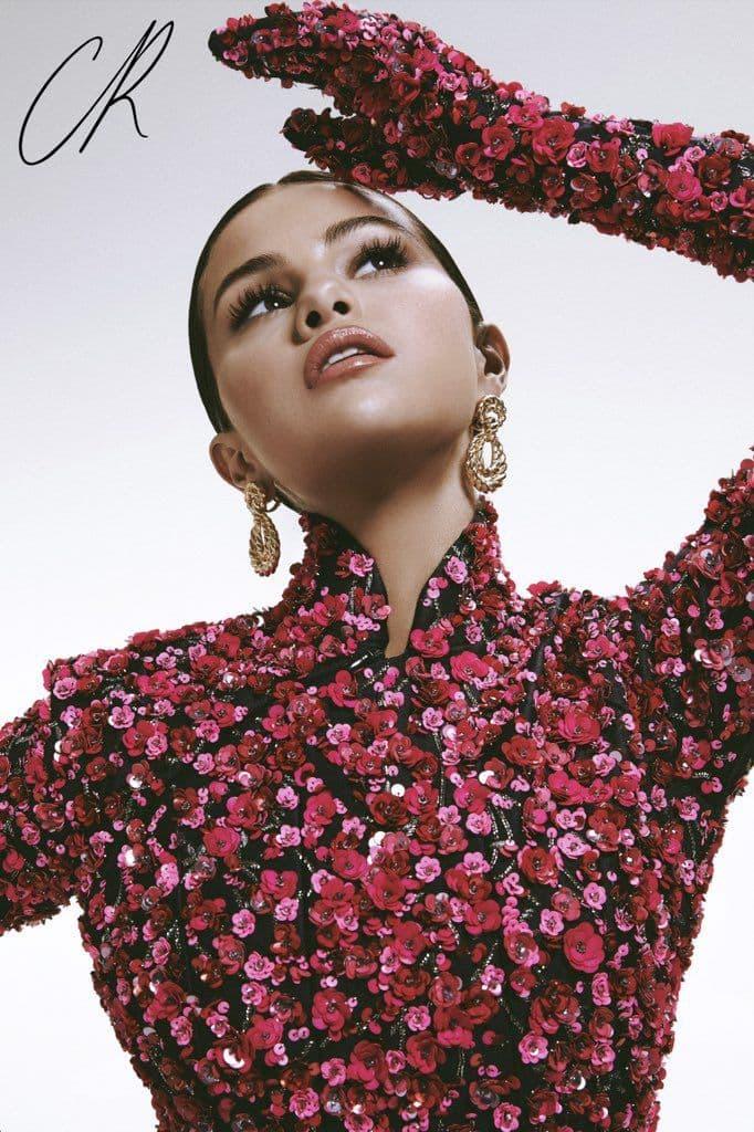 بررسی استایل سلنا برای مجله CR Fashion Book China 2020