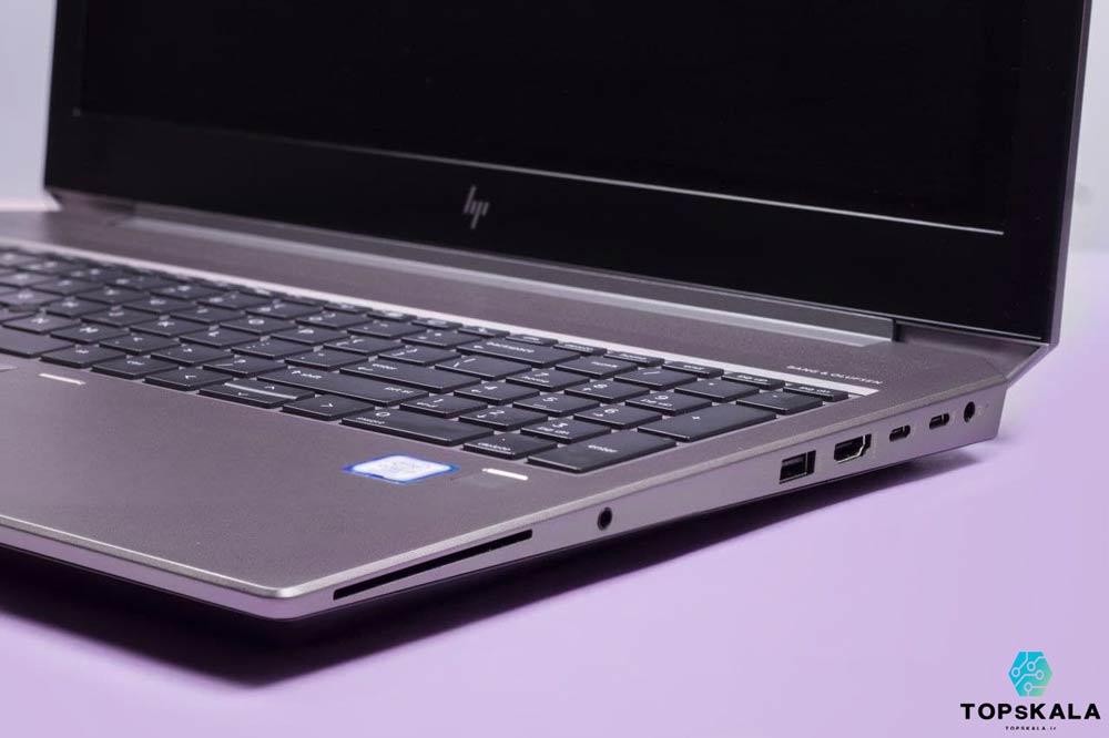 لپ تاپ استوک اچ پی مدل HP ZBOOK 17 G6