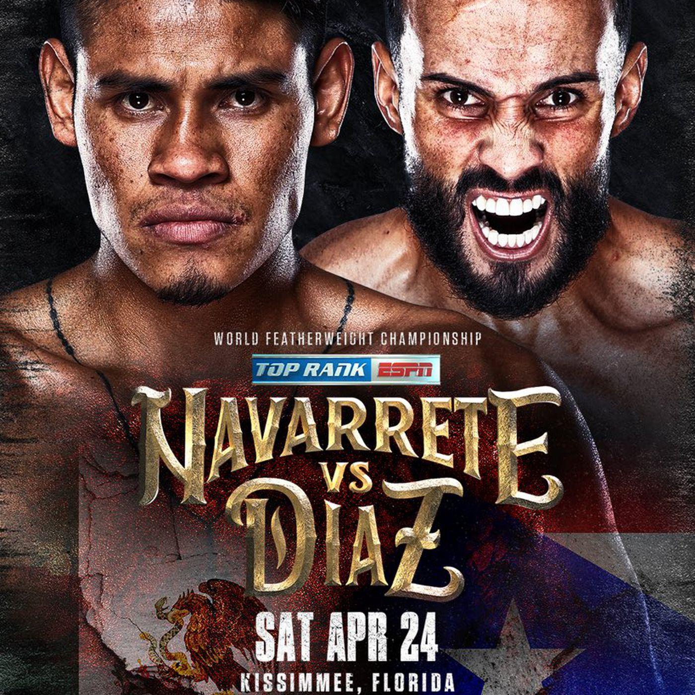 دانلود مبارزه ی بوکس :  Emanuel Navarrete  vs Christopher Diaz