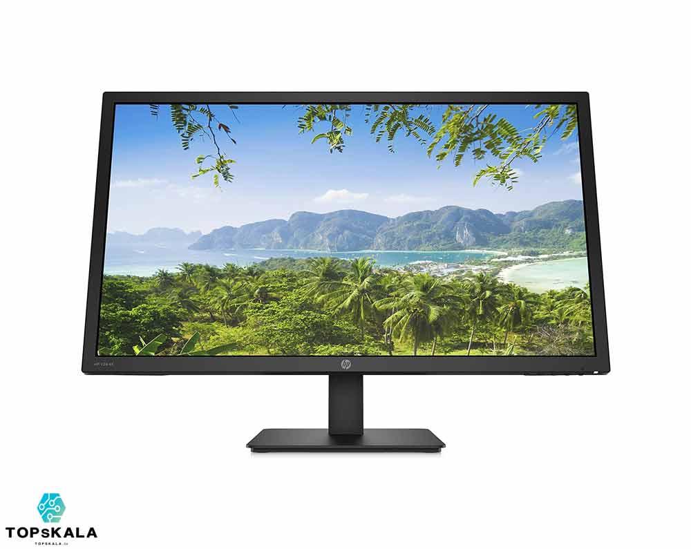 مانیتور HP مدل V28 4K سایز 28 اینچ محصول شرکت HP با سایز 28 اینچ کیفیت تصویر 4K دارای مهلت تست و گارانتی رایگان