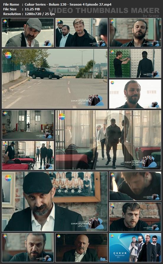 دانلود قسمت 130 سریال ترکی گودال با زیرنویس فارسی