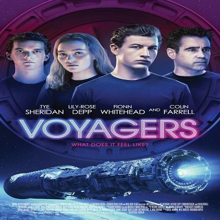 فیلم مسافران - Voyagers 2021