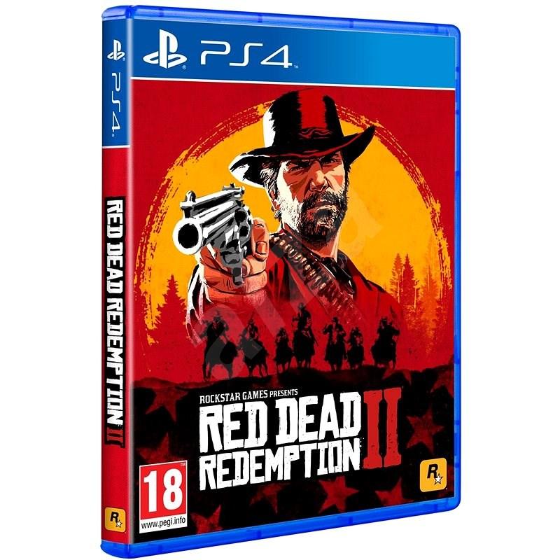 حجم بازی Red Dead Redemption 2 برروی پلیاستیشن ۴ پرو فاش شد