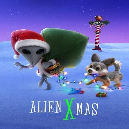 انیمیشن کریسمس بیگانه - Alien Xmas 2020
