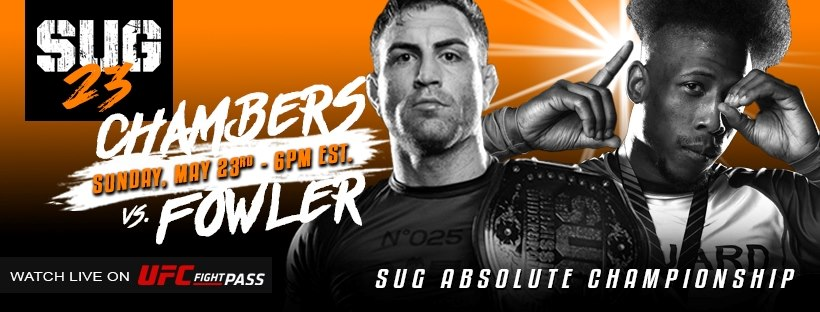مسابقات گراپلینگ: Submission Underground 23: Chambers vs. Fowler