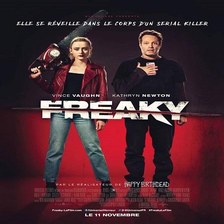 فیلم عجیب و غریب - Freaky 2020