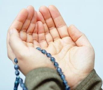 دعای مسلمان