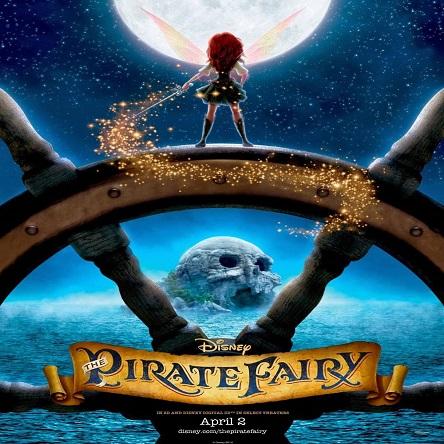 انیمیشن تینکربل و دزدان دریایی