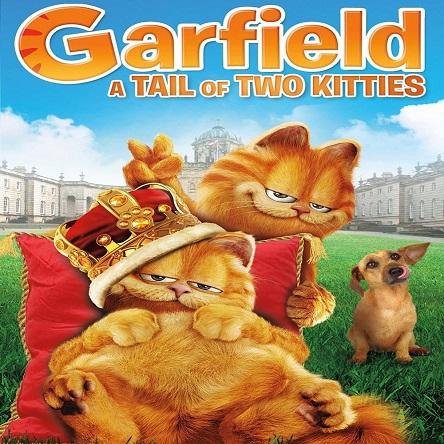 فیلم گارفیلد ۲ - Garfield: A Tail of Two Kitties 2006