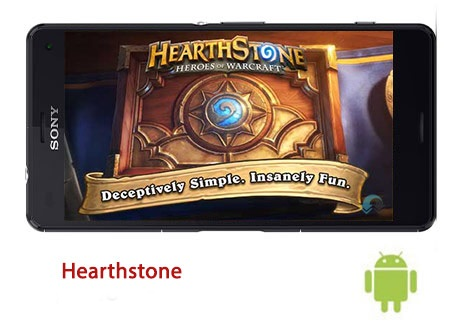 دانلود بازی Hearthstone Heroes of Warcraft برای اندروید
