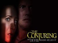 دانلود فیلم احضار 3 : شیطان مرا وادار کرد - The Conjuring 3 : The Devil Made Me Do It 2021