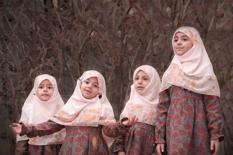 گروه سرود دختران احسان