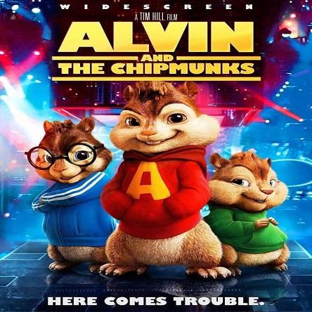 فیلم آلوین و سنجاب ها - Alvin and the Chipmunks 2007