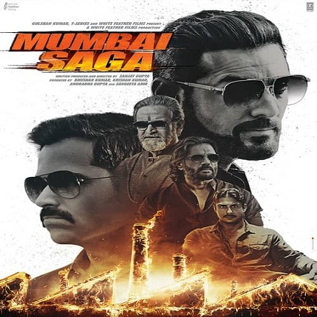 حماسه بمبئی - Mumbai Saga 2021