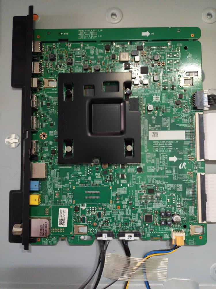 فروش اینترنتی مین برد تلویزیون CURVED سامسونگ مدل UA49MU7350K