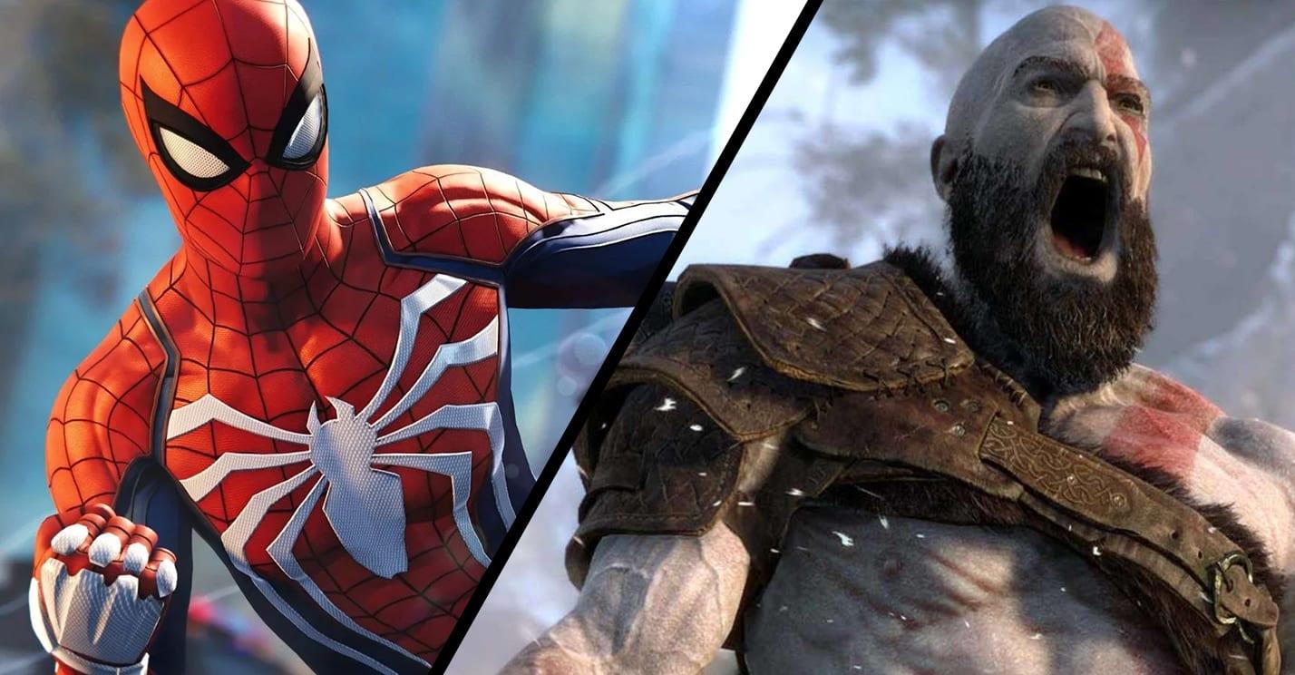سازنده Spider-Man اسپایدرمن میتواند کریتوس را شکست دهد