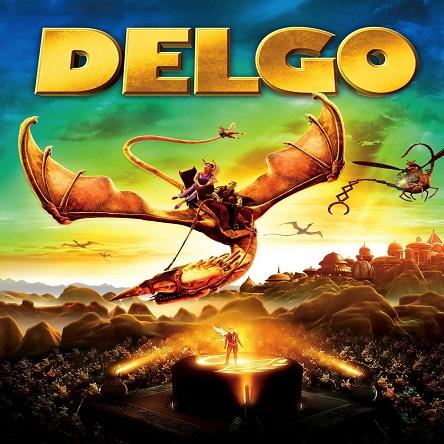 انیمیشن دلگو - Delgo 2008