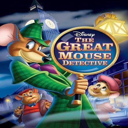 انیمیشن کارآگاه بازل - The Great Mouse Detective 1986