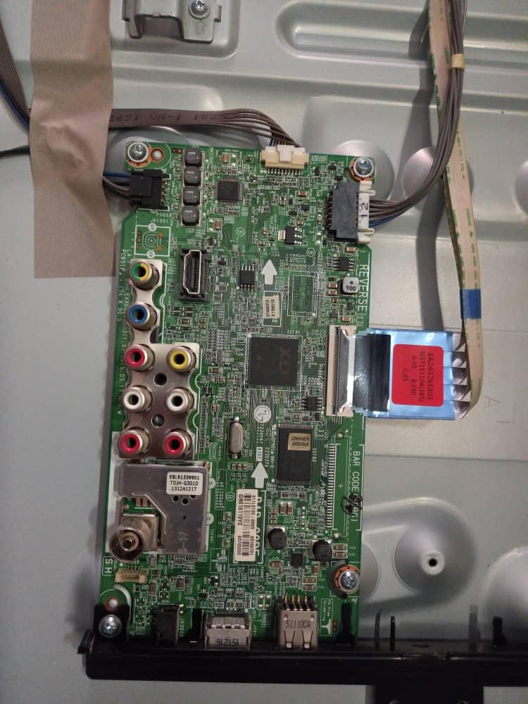 فروش اینترنتی مین برد تلویزیون ال ای دی ال جی مدل 42LF5400