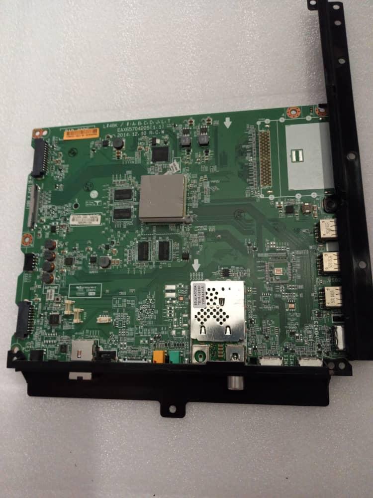 فروش اینترنتی مین برد تلویزیون ال ای دی ال جی مدل49UB700T