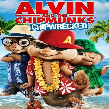 فیلم آلوین و سنجاب ها 3 - Alvin and the Chipmunks: Chipwrecked 2011