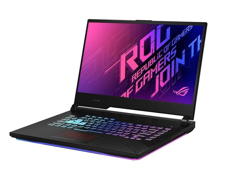 لپ تاپ گیمینگ15 اینچ ایسوس ROG Strix G15 G512
