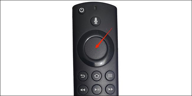 1 press home button - چگونه آمازون Fire TV را خاموش کنیم