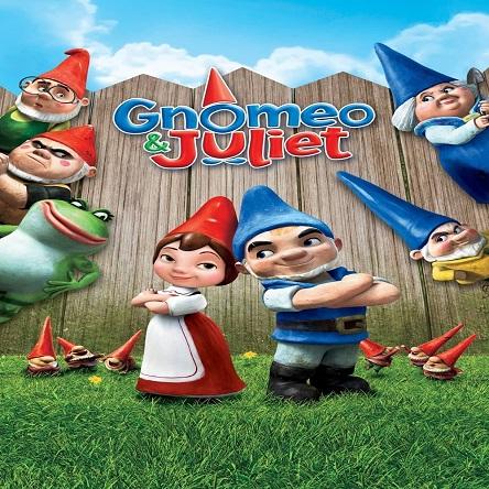 انیمیشن نومئو و ژولیت - Gnomeo & Juliet 2011