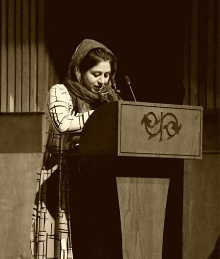 شعرهای زیبای رزا جمالی roza jamali