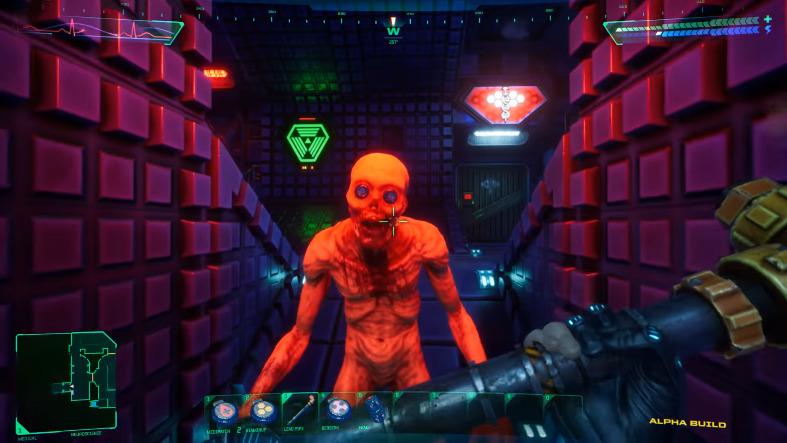تریلر جدید گیم پلی ریمیک System Shock