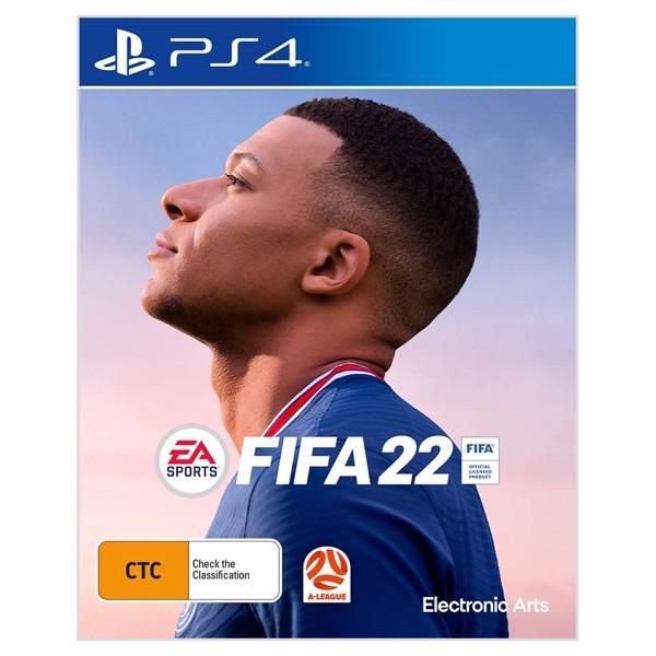 بازی فیفا 22 به صورت رسمی معرفی شد