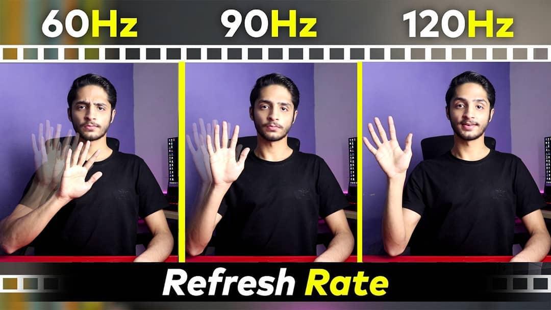 نرخ نوسازی تصویرRefresh Rate واقعی تلویزیون ها