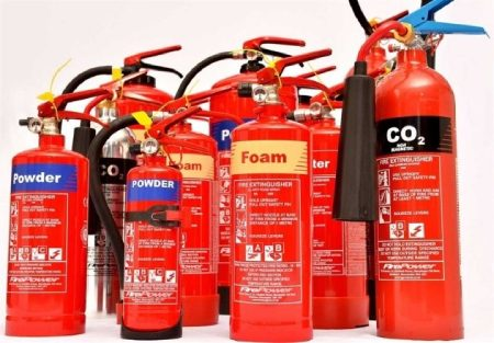 بهترین کپسول آتش نشانی fire extinguisher