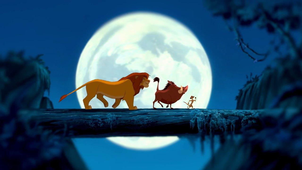 دانلود موسیقی متن فیلم سینمایی Lion King