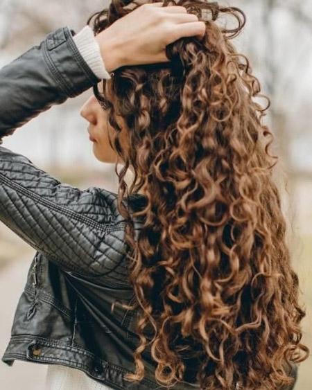 افرو کردن مو با دستگاه حرارتی و بدون دستگاه Hair Afro