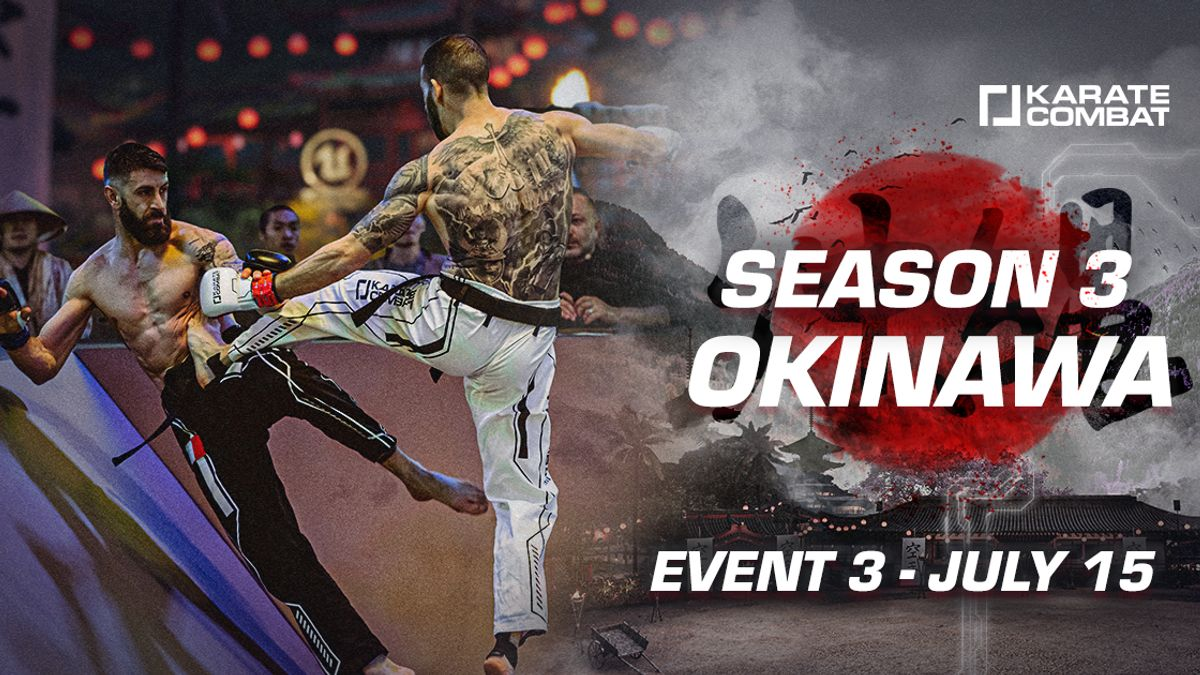 دانلود رویداد کاراته: Karate Combat Season 3 - Okinawa 3