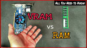 رم و VRAM چه تفاوتی با یکدیگر دارند؟
