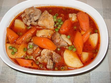 طرز تهیه خوراک راگو لذیذ و خوشمزه rago