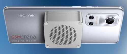 اولین گوشی اندرویدی جهان با شارژ مغناطیسی Realme