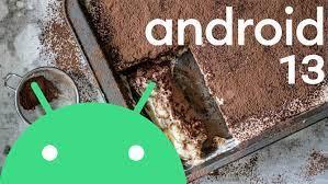 لو رفتن اطلاعات جالب درباره اندروید ۱۳ Android 13