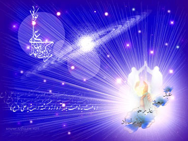 اعمال شب و روز عید غدیر ghadir